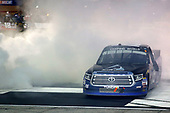 NASCAR Camping World Truck Series <br /> Active Pest Control 200<br /> Atlanta Motor Speedway, Hampton, GA USA<br /> Saturday 24 February 2018<br /> Brett Moffitt, Hattori Racing Enterprises, AISIN Atlanta Toyota Tundra<br /> World Copyright: Matthew T. Thacker<br /> NKP / LAT Images