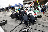 #44: Magnus with Archangel Acura NSX GT3, GTD: John Potter, Andy Lally, pit stop