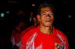 Tonga play Uruguay on Day 2 of the Cathay Pacific / HSBC Hong Kong Sevens 2013 on 23 March 2013 at Hong Kong Stadium, Hong Kong. Photo by Manuel Queimadelos / The Power of Sport Images