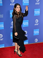 PALM SPRINGS03, 2020: Salma Hayek at the 2020 Palm Springs International Film Festival Film Awards Gala.<br /> Picture: Paul Smith/Featureflash