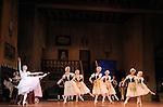 LA FILLE MAL GARDEE....Choregraphie : ASHTON Frederick..Compositeur : HEROLD Louis joseph Ferdinand..Compagnie : Ballet de l Opera National de Paris..Orchestre : Orchestre de l Opera National de Paris..Decor : LANCASTER Osbert..Lumiere : THOMSON George..Costumes : LANCASTER Osbert..Avec :..OULD BRAHAM Myriam..BANCE Caroline..WIART Geraldine..VILLAGRASSA Karine..ARNAUD Anemone..DJINIADHIS Noemie..DURSORT Peggy..RAUX Ninon..VAUTHIER Gwenaelle..HOUETTE Aurelien..CHANIAL Camille..JOANNIDES Amelie..MAYOUX Sophie..OSMONT Caroline..AUBIN Nathalie..GERNEZ Juliette..COLASANTE Valentine..GILLES Natacha..MATECI Lucie..PELTZER Christine..DE BELLEFON Camille..PATRIARCHE Melissa..VAREILHES Lydie..GALLONI Letizia..JACQ Juliette..RUAT Calista..Lieu : Opera Garnier..Ville : Paris..Le : 26 06 2009..© Laurent PAILLIER / www.photosdedanse.com..All rights reserved