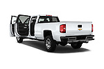 Car images of 2016 Chevrolet Silverado-3500HD LT-Crew-SRW 4 Door Pickup Doors