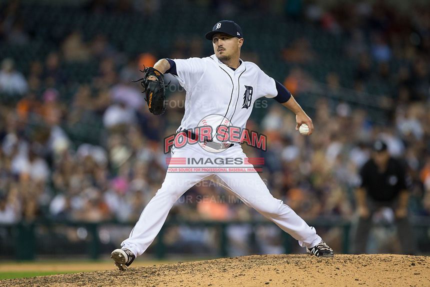 at Comerica Park on June 2, 2017 in Detroit, Michigan.  The Tigers defeated the White Sox 15-5.  (Brian Westerholt/Four Seam Images)