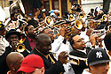 Jazz Funeral in Central City, 2007