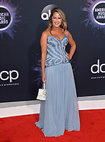 LOS ANGELES, USA. November 25, 2019: Erin Murphy at the 2019 American Music Awards at the Microsoft Theatre LA Live.<br /> Picture: Paul Smith/Featureflash