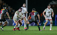 Friday 13th December 2019 | Harlequins vs Ulster Rugby<br /> <br /> Marty Moore during the Heineken Champions Cup Round 4 clash in Pool 3, between Harlequins and Ulster Rugby and Harlequins at The Stoop, Twickenham, London, England. Photo by John Dickson / DICKSONDIGITAL