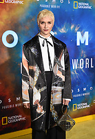 """LOS ANGELES - FEBRUARY 26:  Alyson Stoner attends National Geographic's 2020 Los Angeles premiere of """"Cosmos: Possible Worlds"""" at Royce Hall on February 26, 2020 in Los Angeles, California. Cosmos: Possible Worlds premieres Monday, March 9 at 8/7c on National Geographic. (Photo by Frank Micelotta/National Geographic/PictureGroup)"""