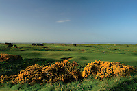Royal Troon Golf Course, Troon Ayrshire<br /> <br /> Copyright www.scottishhorizons.co.uk/Keith Fergus 2011 All Rights Reserved