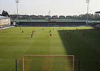 The teams take the knee during Tottenham Hotspur Women vs Reading FC Women, Barclays FA Women's Super League Football at the Hive Stadium on 7th November 2020