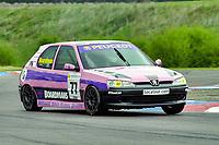 2001 British Touring Car Championship #77 Tom Boardman. Peugeot 306. Tom Boardman Racing.