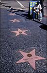 Walk of Fame, Hollywood, 1987