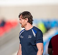 4th June 2021; AJ Bell Stadium, Salford, Lancashire, England; English Premiership Rugby, Sale Sharks versus Harlequins;  Simon Hammersley of Sale Sharks returns to full back for the game