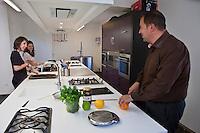 Europe/France/Limousin/19/Corrèze/Brive-la-Gaillarde: Damien Mazaudoux anime des cours de cuisine, Cookin'In Coujou - au Château de Lacan