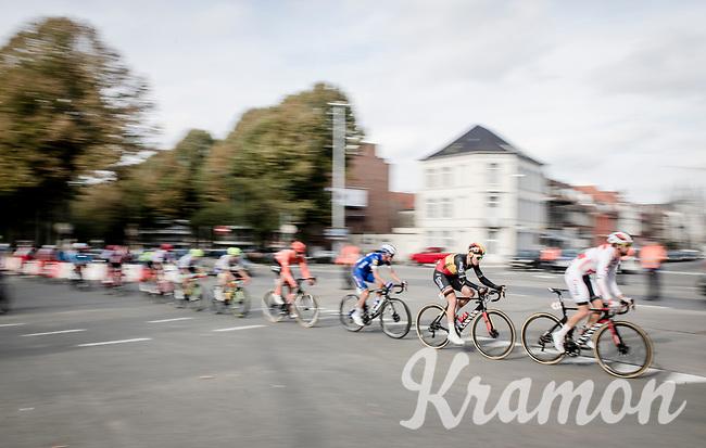 Belgian National Champion Tim Merlier (BEL/Corendon - Circus)<br /> <br /> 79th Tour de l'Eurométropole 2019 (BEL/1.HC)<br /> One day race from La Louvière to Tournai (177km)<br /> <br /> ©kramon