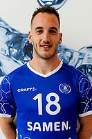LEEK - Volleybal, Presentatie Lycurgus , seizoen 2021-2022, 01-09-2021 , Lycurgus speler Dennis Borst