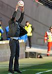 19.03.2011, Commerzbank-Arena, Frankfurt, GER, 1. FBL, Eintracht Frankfurt vs FC St. Pauli, im Bild Holger Stanislawski (Trainer St. Pauli), Foto © nph / Roth