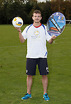 Andy Halliday promotes pay at the gate for the Petrofac Cup game tomorrow