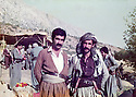 Iraq 1984 .Conference of Komala in Mergapan( Sergalou) left, Kader Haji Ali and Mama Richa   .Irak 1984 .Conference du Komala a Mergapan ( Sergalou ) a gauche, Kader Haji Ali et Mama Richa