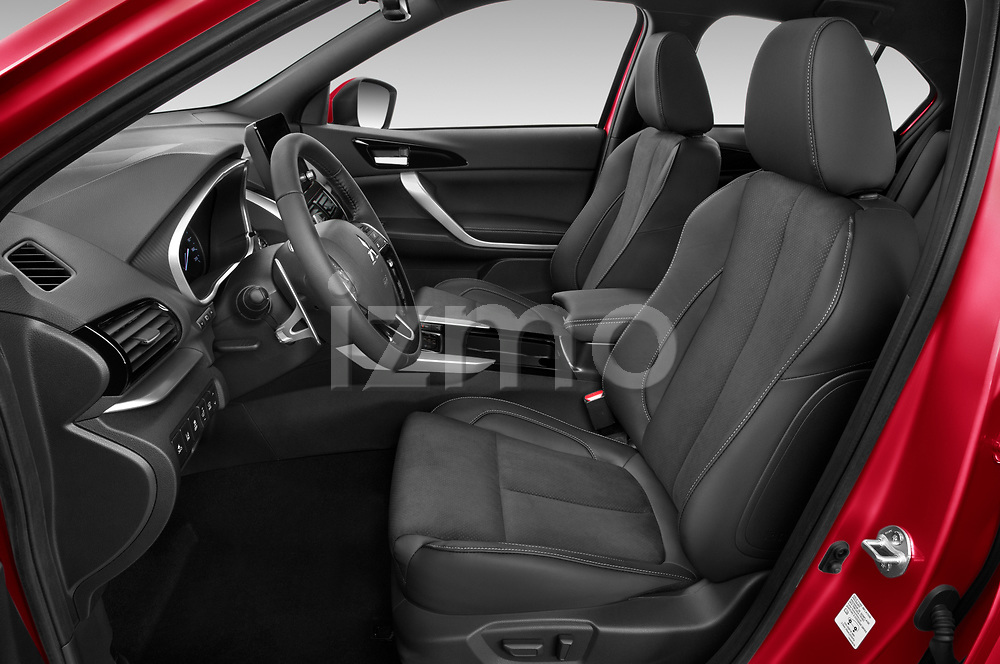 Front seat view of 2021 Mitsubishi Eclipse-Cross-PHEV Intense-Edition 5 Door SUV Front Seat  car photos