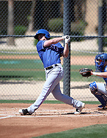 Blaine Prescott - Texas Rangers 2019 spring training (Bill Mitchell)