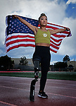 PARALYMPIAN SCOUT BASSETT 4 CAF