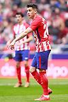Atletico de Madrid's Jose Maria Gimenez during La Liga match. January 20,2018. (ALTERPHOTOS/Acero)