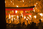Oto Matsuri, Wakayama, Honshu, Japan<br /> <br /> The Oto Matsuri is a purification ceremony involving both water and fire and has been taking place for 1400 years at the Kamikura Shinto shrine.<br /> <br /> Canon EOS-1D X Mark II, EF100-400mm f/4.5-5.6L IS II USM lens, f/7.1 for 1/40 second, ISO 1000