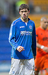 St Johnstone v Kilmarnock.....28.02.15<br /> Murray Davidson<br /> Picture by Graeme Hart.<br /> Copyright Perthshire Picture Agency<br /> Tel: 01738 623350  Mobile: 07990 594431