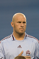 Colorado Rapids forward Conor Casey (9). The New England Revolution tied the Colorado Rapids, 1-1, at Gillette Stadium on May 16, 2009.
