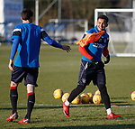Russell Martin and James Tavernier