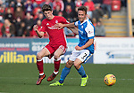 Aberdeen v St Johnstone…30.09.17…  Pittodrie… SPFL<br />