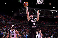 New Zealand Tall Blacks' Tom Vodanovich in action during the FIBA World Cup Basketball Qualifier - NZ Tall Blacks v Jordan at Horncastle Arena, Christchurch, New Zealand on Thursday 29 November  2018. <br /> Photo by Masanori Udagawa. <br /> www.photowellington.photoshelter.com