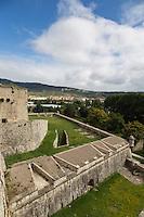 Espagne, Navarre, Pampelune: Bastion du Redín,  //  Spain, Navarre, Pamplona : Redín bastion