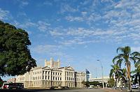 URUGUAY Montevideo, parliament