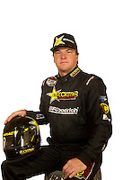 Mar. 18, 2011; Chandler, AZ, USA;  LOORRS driver Rob MacCachren poses for a portrait at Firebird International Raceway. Mandatory Credit: Mark J. Rebilas