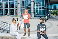 Peaceful Children's March- Be the Change - Response to killing of George Floyd - Boston MA - 7 Jun 2