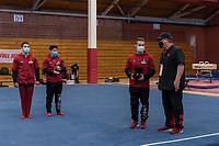 Stanford Gymnastics M v Army, March 27, 2021