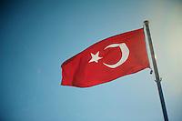 Turkish flag<br /> <br /> Tour of Turkey 2014<br /> stage 5