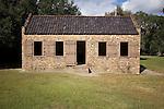 Boone Hall Plantation Slave Houses Charleston South Carolina