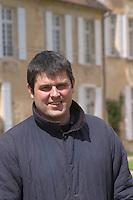 David Marc, assistant winemaker chateau d'yquem sauternes bordeaux france