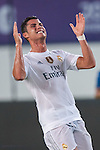 Cristiano Ronaldo of Real Madrid CF reacts during the FC Internazionale Milano vs Real Madrid  as part of the International Champions Cup 2015 at the Tianhe Sports Centre on 27 July 2015 in Guangzhou, China. Photo by Hendrik Frank / Power Sport Images