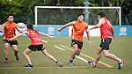 PwC Hong Kong vs HSBC during the Shield Semi Final part of Swire Touch Tournament on 03 September 2016 in King's Park Sports Ground, Hong Kong, China. Photo by Marcio Machado / Power Sport Images