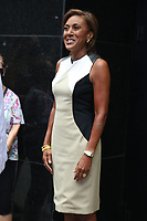 NEW YORK, NY- June 09: Robin Roberts outside ABC studios while on Good Morning America in New York City on June 09, 2021 Credit: RW/MediaPunch