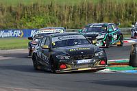 Round 6 of the 2021 British Touring Car Championship. #3 Tom Chilton. Car Gods with Ciceley Motorsport. BMW 330i M Sport.