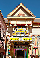 Route 66 restaurant, Bar Harbor, ME, Maine, USA