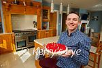 Denis Kelleher Rathmore aka the skinny.Baker who has started a baking blog