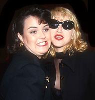 Rosie O'Donnell Madonna 1992<br /> Photo By John Barrett/PHOTOlink