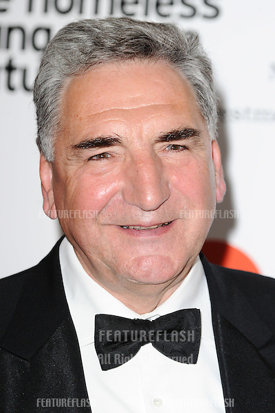 Jim Carter arrives for The Downton Abbey Ball 2015 in aid of Centrepoint charity at the Savoy Hotel, London. 30/04/2015 Picture by: Steve Vas / Featureflash