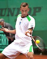 05-06-11, Tennis, Den Haag, Playoffs Eredevisie05-06-11, Tennis, Den Haag, Play-offs  Eredivisie, Thomas Schoorel