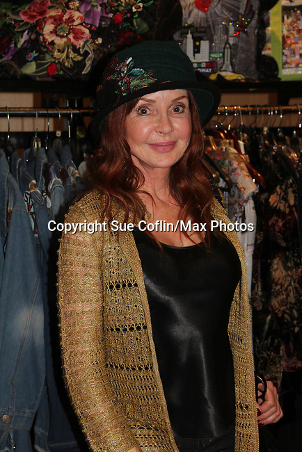 General Hospital's Jacklyn Zeman - The 31st Annual Jane Elissa Entertainment Extravaganza to benefit Leukemia, Cancer Research and Broadway Cares Equity Fights Aids on November 5, 2018 at the New York Marriott Marquis, New York City, New York.  (Photo by Sue Coflin/Max Photos)